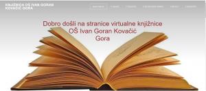 Osnovna Skola Ivan Goran Kovacic Gora Naslovnica